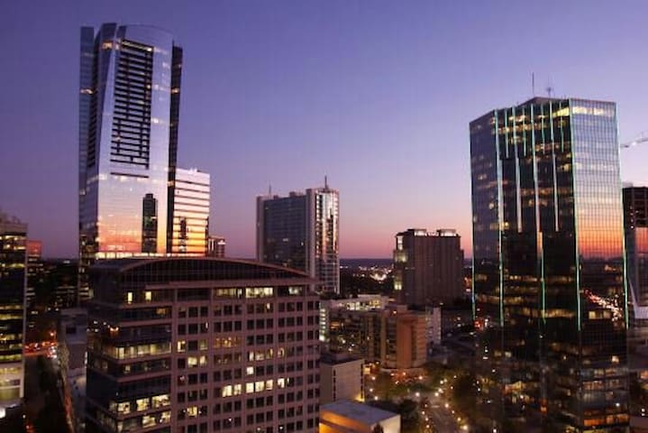 Premier Buckhead Highrise/w balcony - Atlanta - Byt