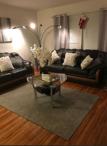 Entire apartment Fort lee accesible to NYC - Fort Lee - Appartement