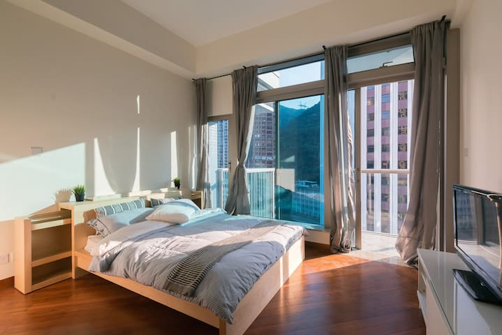 Luxury Living, Downtown Condo +View - Χονγκ Κονγκ - Διαμέρισμα