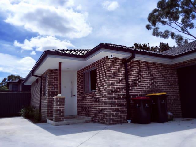 Two bedrooms for rent in Sydney - West Ryde - Villa