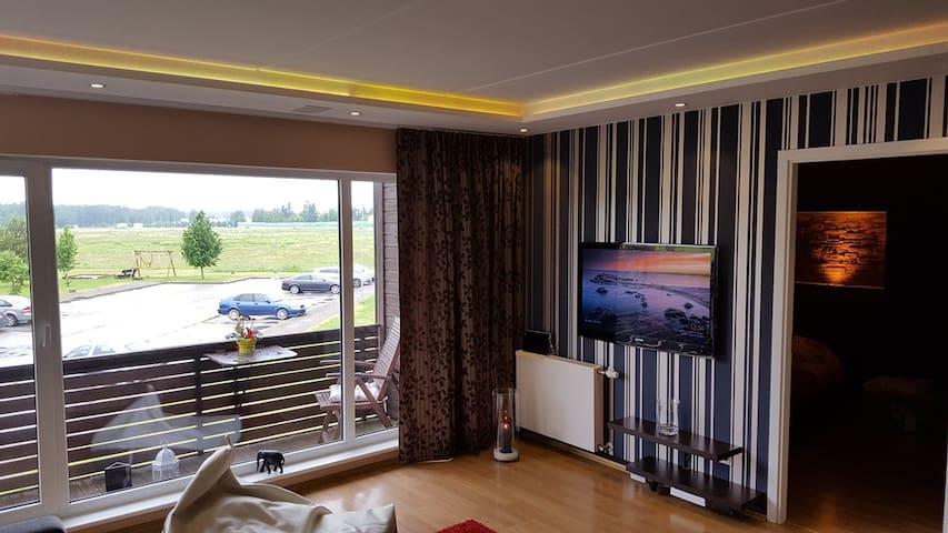 Place to stay in Pärnu - Sauga - Departamento