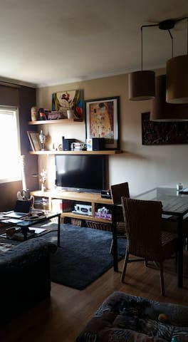 Habitación individual - Sant Boi de Llobregat - Wohnung