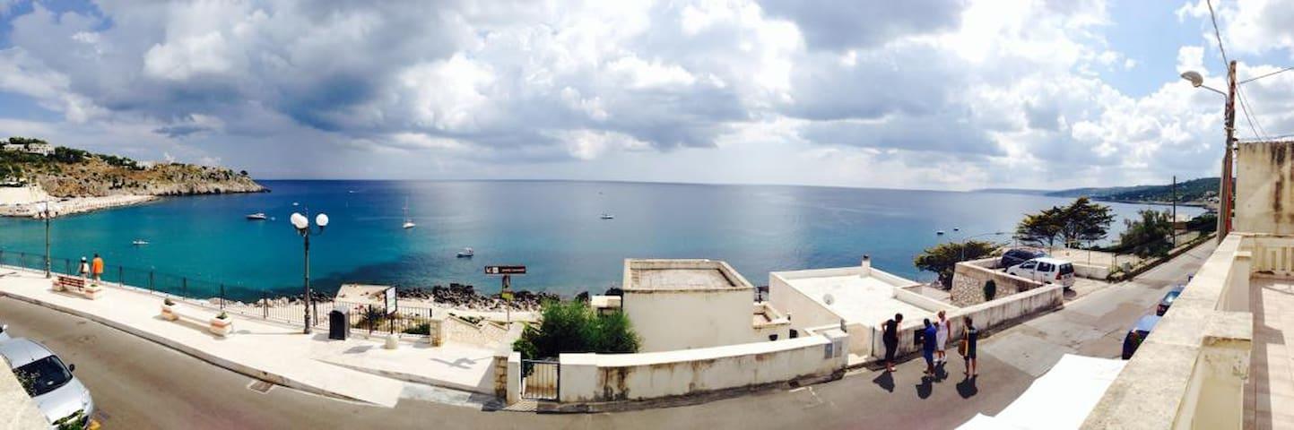 TERRAZZA sul mare di Castro Marina - Castro Marina - Dom