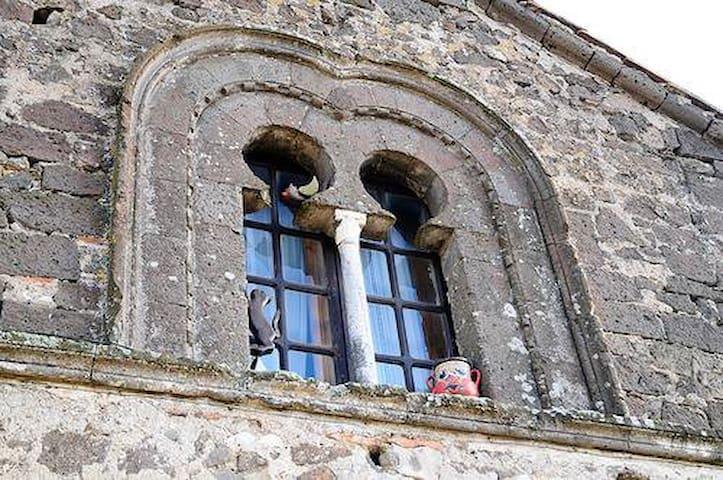 CASA DELLE BIFORE - Caserta Vecchia - Huis