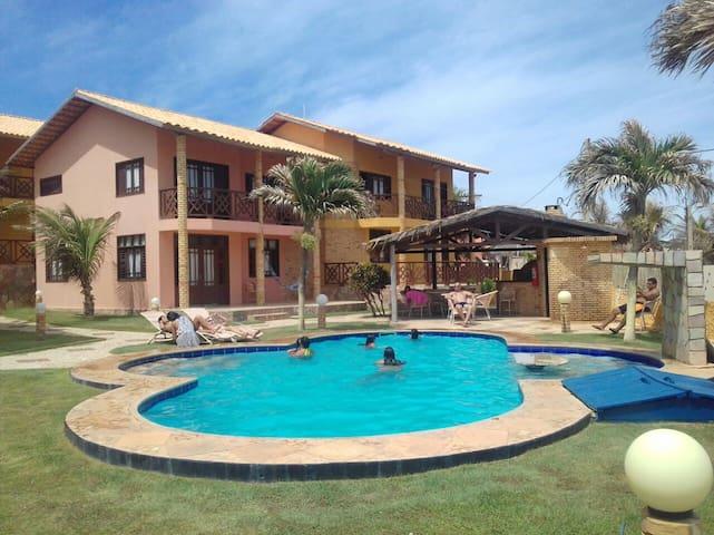 Casa de praia Canoa Quebrada - Canoa Quebrada - Hus