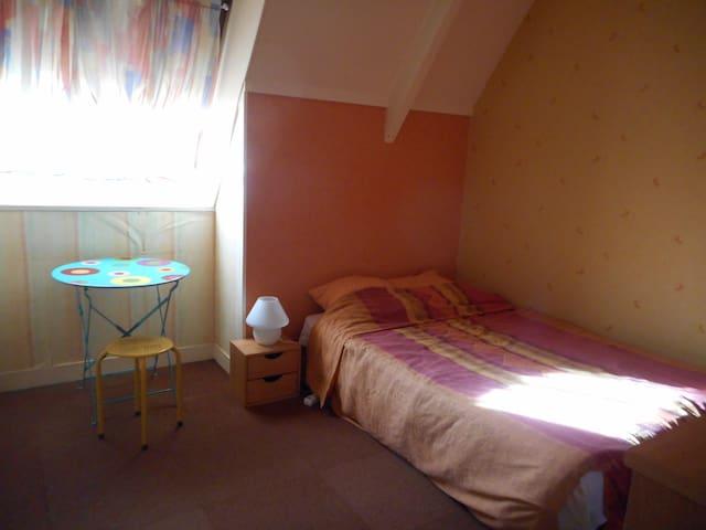 Une  chambre en duplex - Tours - Lägenhet
