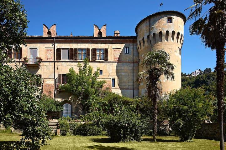 Apartment in medieval castle - Moncalieri - Daire
