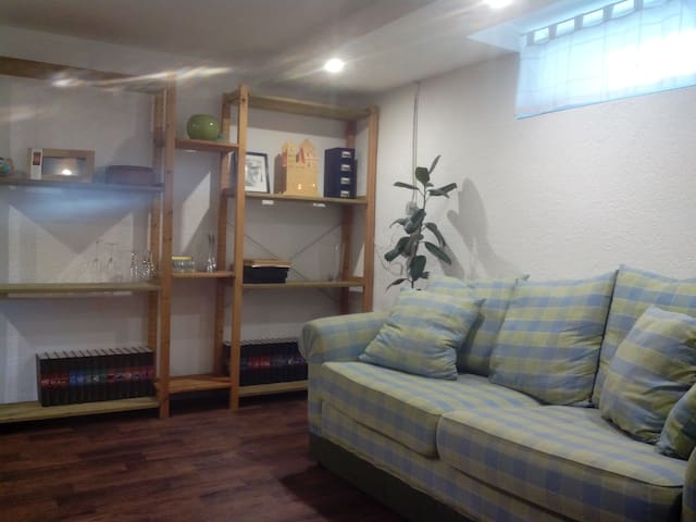 Cosy basement flat - Lotte - Appartement