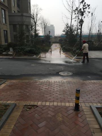 北府路, 精致装修,完美的西区 - Zhenjiang - Leilighet