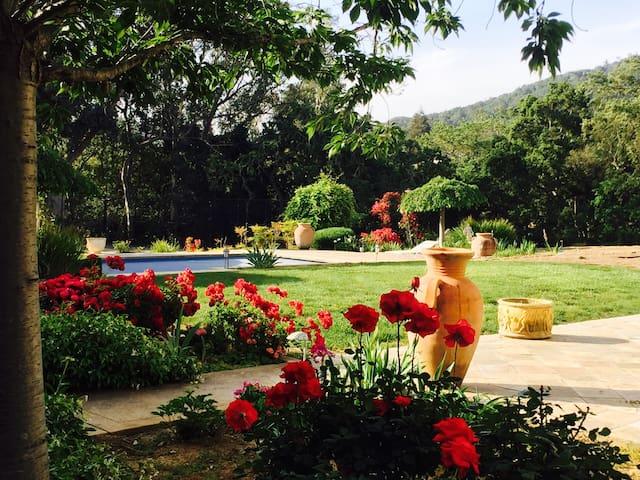 NEW Peaceful Cottage in Los Gatos - Monte Sereno - Villa