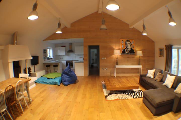 Bridgefoot Barn Annexe - West Sussex - Gästehaus