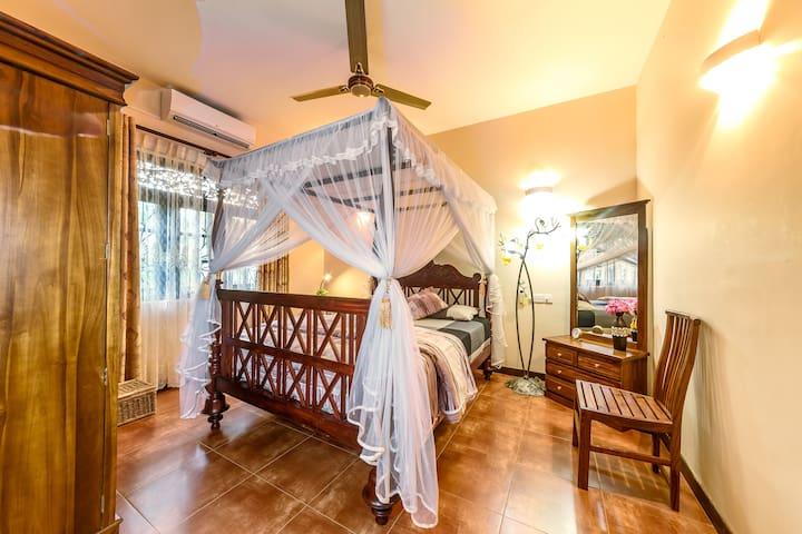 Nilupul Gardens Privet Room 04 - Beruwala - Villa