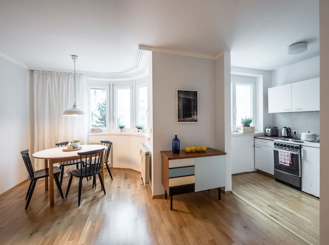 Stylish and cosy Central Vienna apartment - Vienne - Appartement