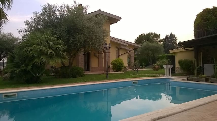 Villa  in relax  puro - Sant'Angelo Romano - 別墅