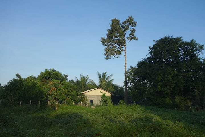 PRIVATE BILL'S HOMESTAY NEAR ANGKOR -  Krong Siem Reap  - House
