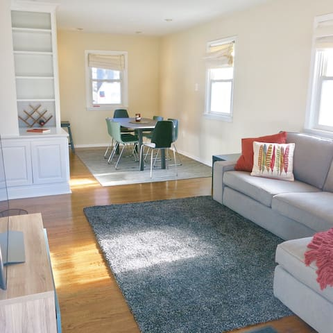 Cozy home near Tysons Corner and DC - Falls Church