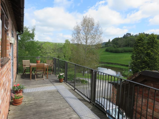 Kerry a delightful apartment, Hopesay, Craven Arms - Hopesay - Appartement