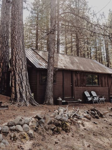 Rustic Cabin at Bar L Ranch - Camp Sherman - Cabaña