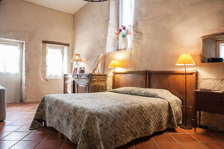 La Forge - Country Cottage Bordeaux/StEmilion - Saint-Quentin-de-Baron - Hus