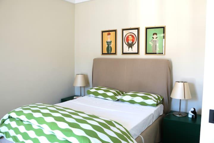 Super Central located Art Deco SUITE - Martina Franca - Apartment