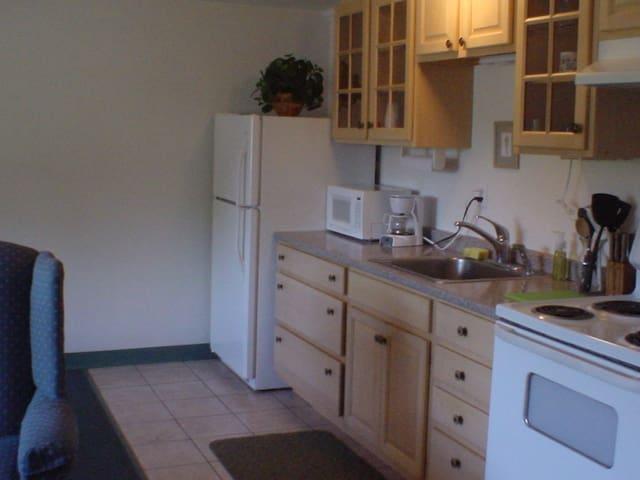 1 BR Apartment on Scenic Highland Lake - Bridgton - Daire