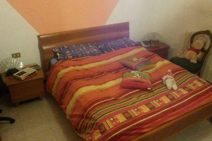 camera matrimoniale - Darfo Boario Terme - Bed & Breakfast
