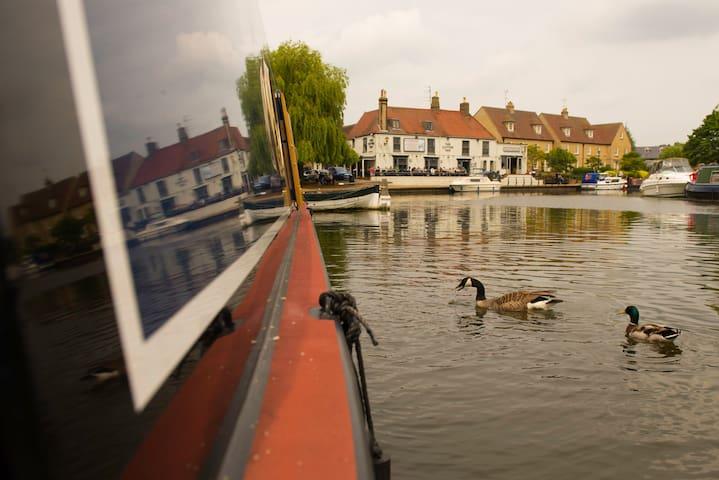 Luxury Narrowboat Puzzle - Ely - Båt
