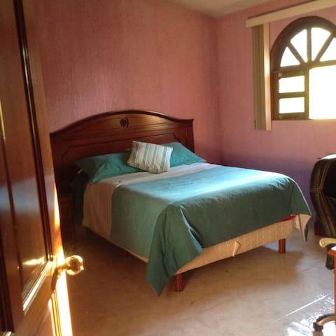 Hermosa Habitación Individual en Lago de Guadalupe - Cuautitlán Izcalli - Casa