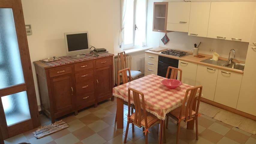 Appartamento Pinta - Carona