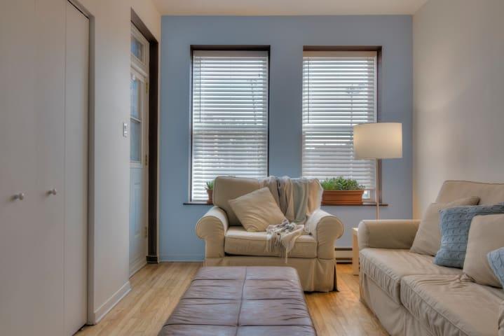 Amazing apartment near to Metro Station - Montréal - Apartmen