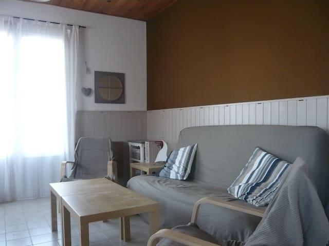 Petite maison proche plage et port du POULIGUEN - Le Pouliguen - Talo