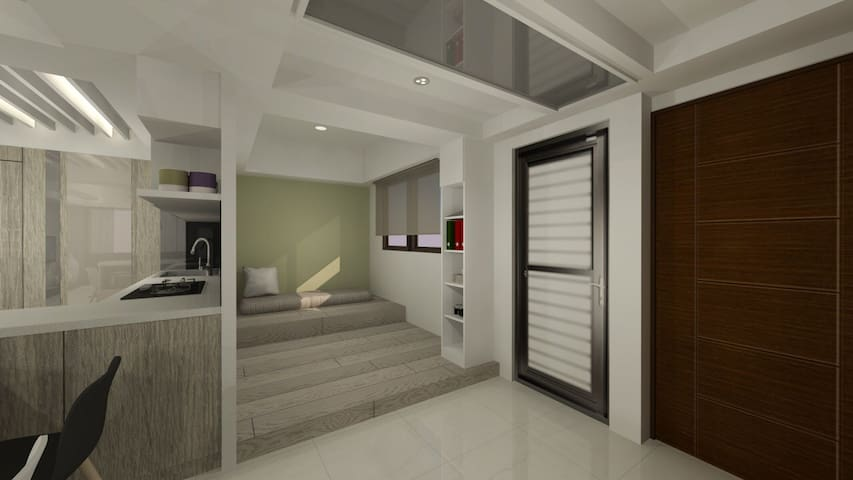 a comfortable room - Bade District - Byt