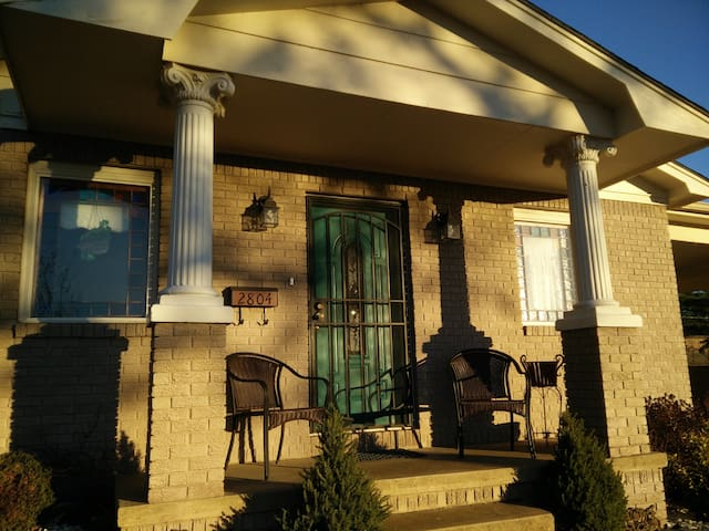 The Stained-Glass House - Jonesboro