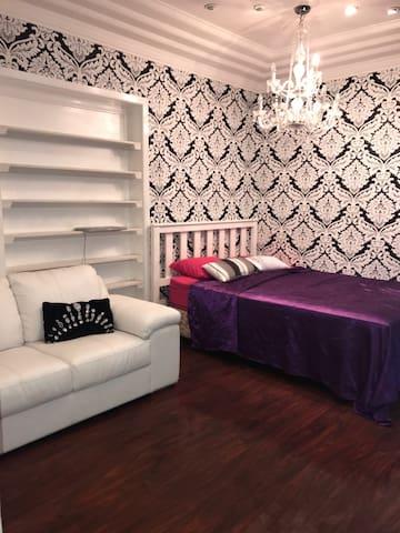 Studio 2 bedroom apartment. - Lambton - Apartamento