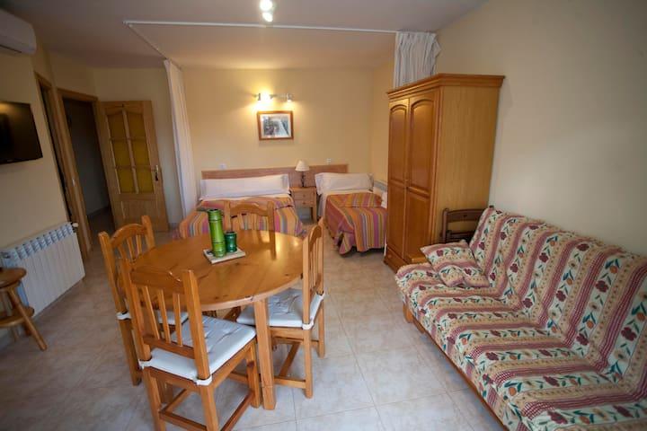 Apartamento 3 personas - Calaceite - Daire