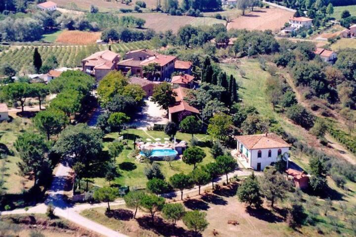 ALLOGGIO IN AGRITURISMO + PISCINA - Gavignano - Appartement