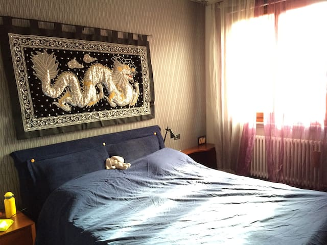 Bright and comfortable Apartment 20 min BGY - Vall'alta - Appartement