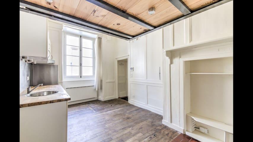 Studio au cœur de Rennes historique - 雷恩 - 公寓