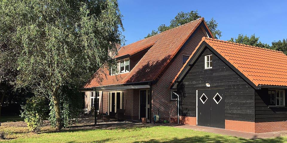 """Romantisch buitenverblijf,  """"Hulshorst Lodge"""" - Hulshorst - Hus"""