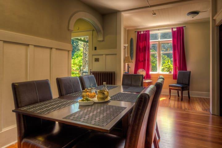 MCLAY HERITAGE GUEST HOUSE c1895 - Duncan - Bed & Breakfast