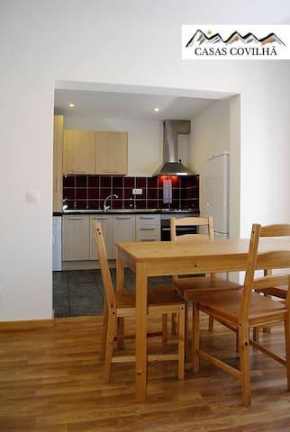 Quarto em Casa Moderna - Covilha - 公寓