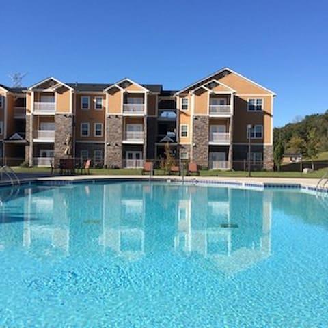 Oak Ridge/Knoxville Fully Furnished Apartment - Oak Ridge - Lakás