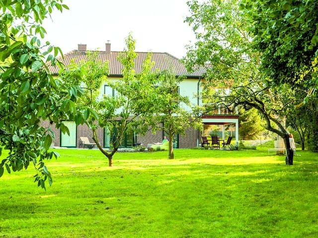 Schaalsee - Ferienhaus in Seedorf - Seedorf - Huis
