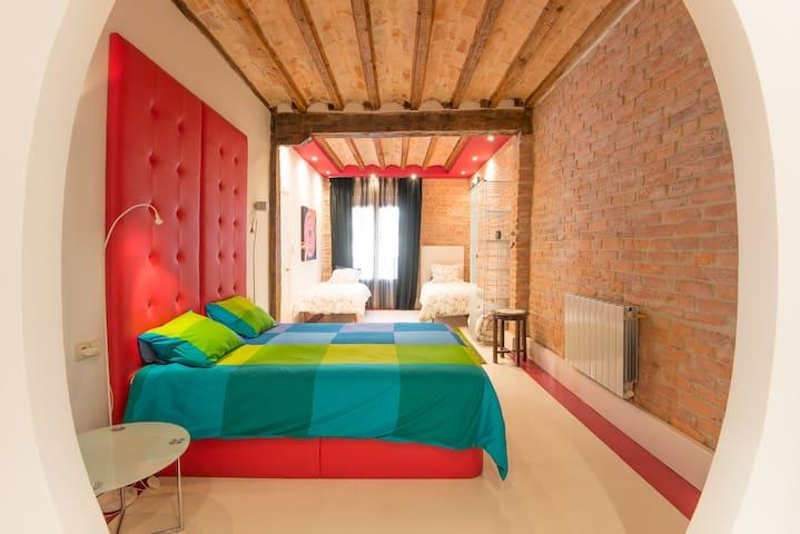 Comfortable apartment in Bilbao (wifi incl)EBI0051 - Bilbao - Apartamento