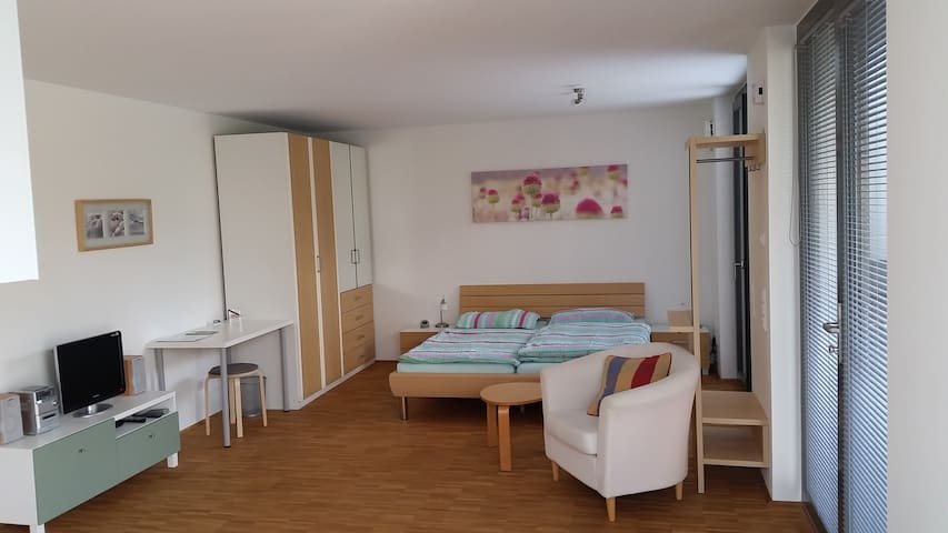 Modernes Appartement in Uninähe - Blaustein