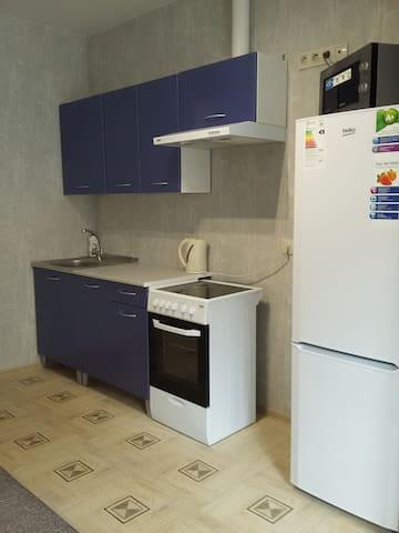 Апартаменты - Aprelevka