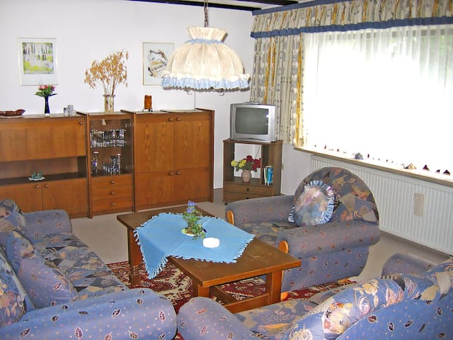 38 m² apartment Am Hohen Bogen for 2 persons in Arrach - Arrach - Departamento