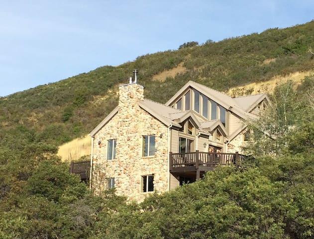 Beautiful Mountain Retreat - Springville - Casa