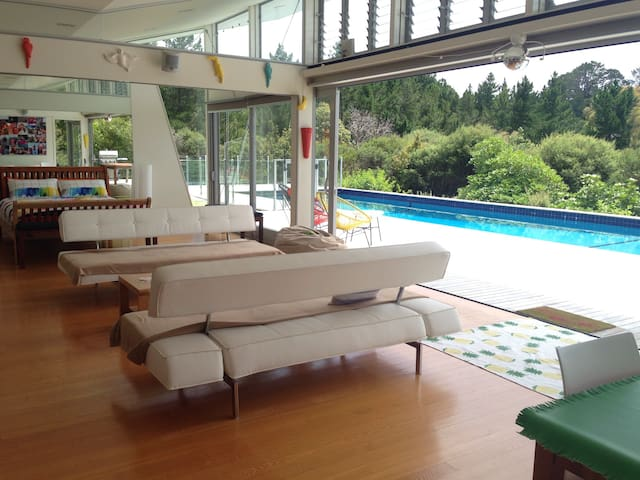 Looking for something relaxing, private & unique? - Whangaparaoa - Maison