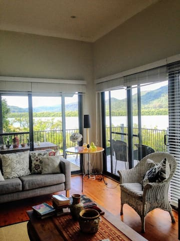River Retreat House on Hawkesbury River - Spencer - Maison